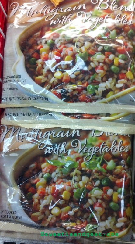 Multigrain Blend with Vegetables Trader Joe's