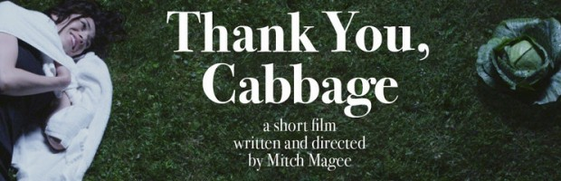 Thank You, Cabbage by Mitch Magee