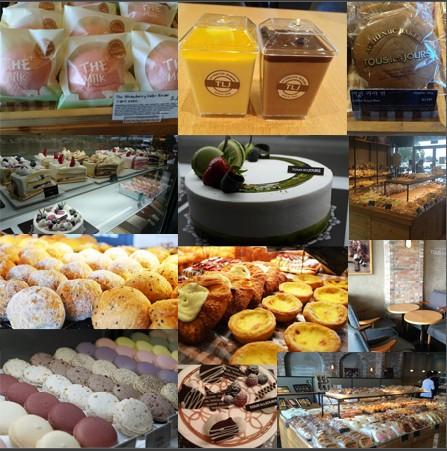 tous les jours cafe best bakery Bay Area