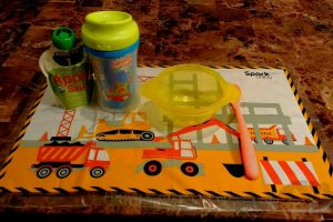 baby checklist baby first year disposable placemat