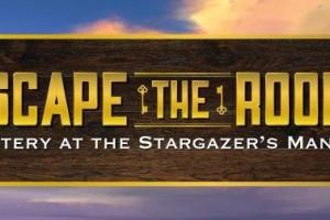 Escape Room Stargazers Manor Boardgame mystery