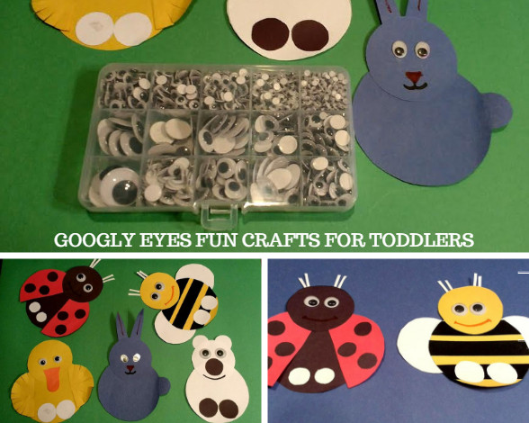 googly eyes art craft supplies