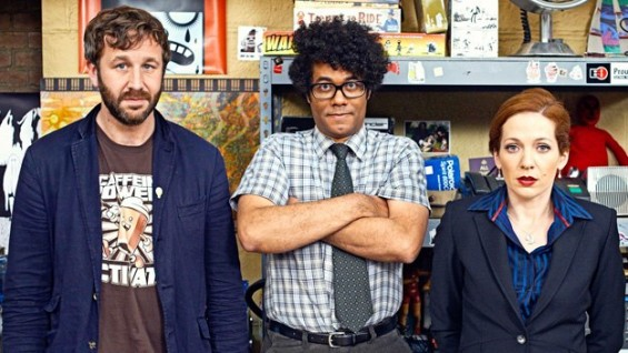 netflix sitcoms it crowd