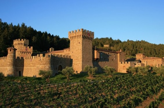 Castello di Amorosa Napa_Valley_kids friendly wineries