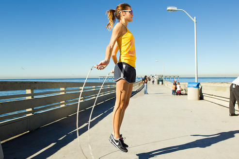 cross fit jump rope