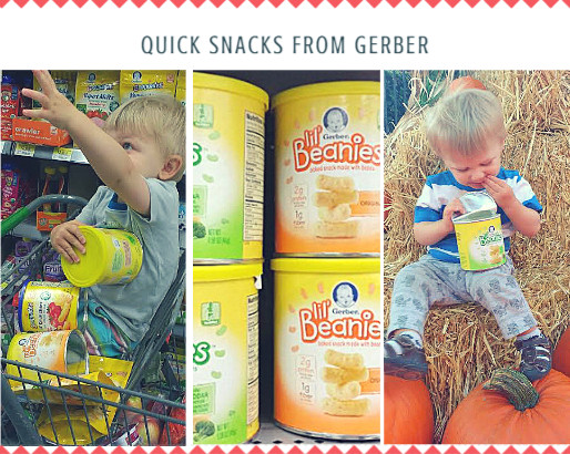 quick snacks for toddlers 12-24 months
