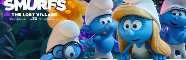 Smurfs The Lost Village Cover-Photo-2
