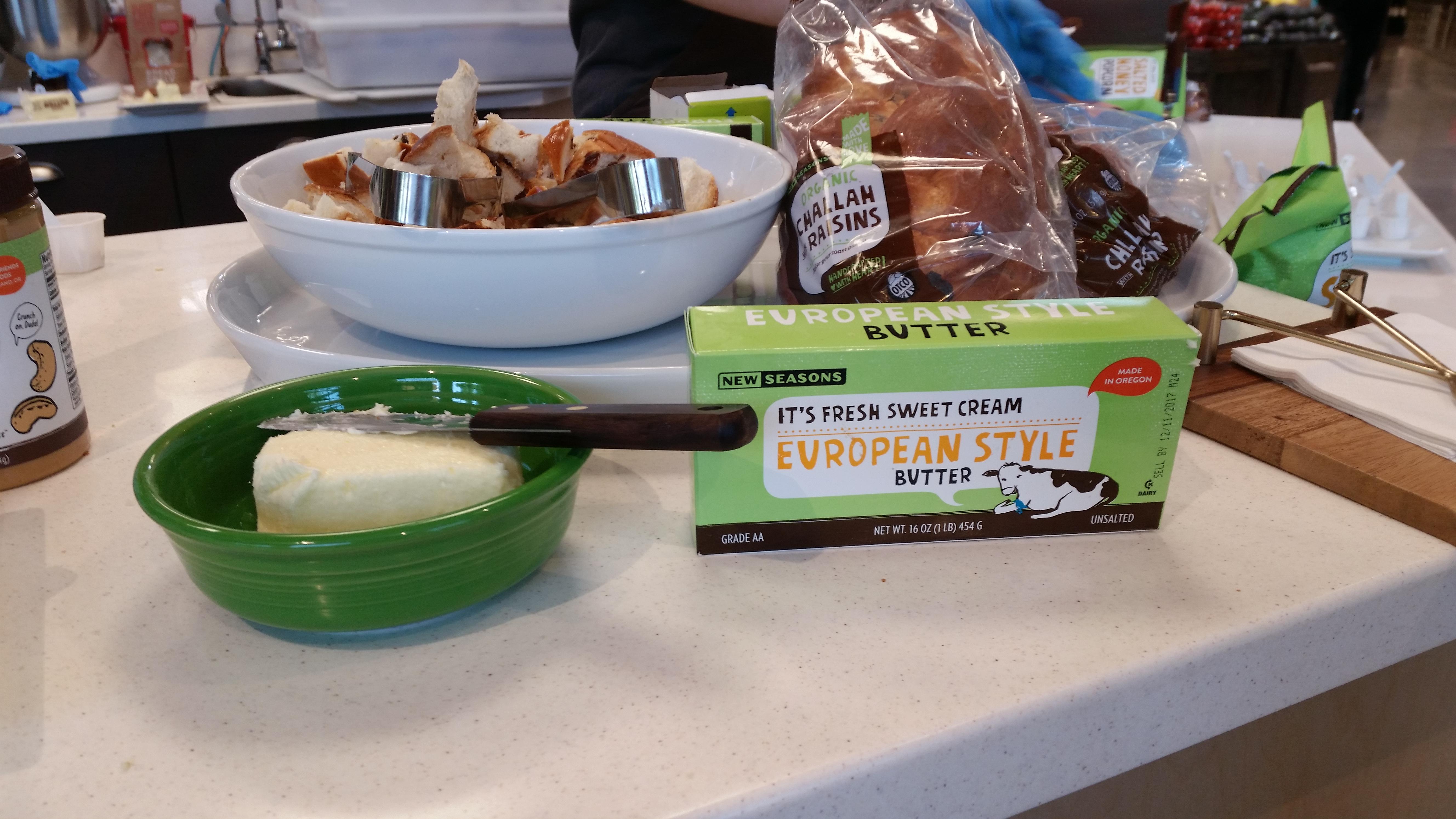 European Style Butter New Season Market Brand