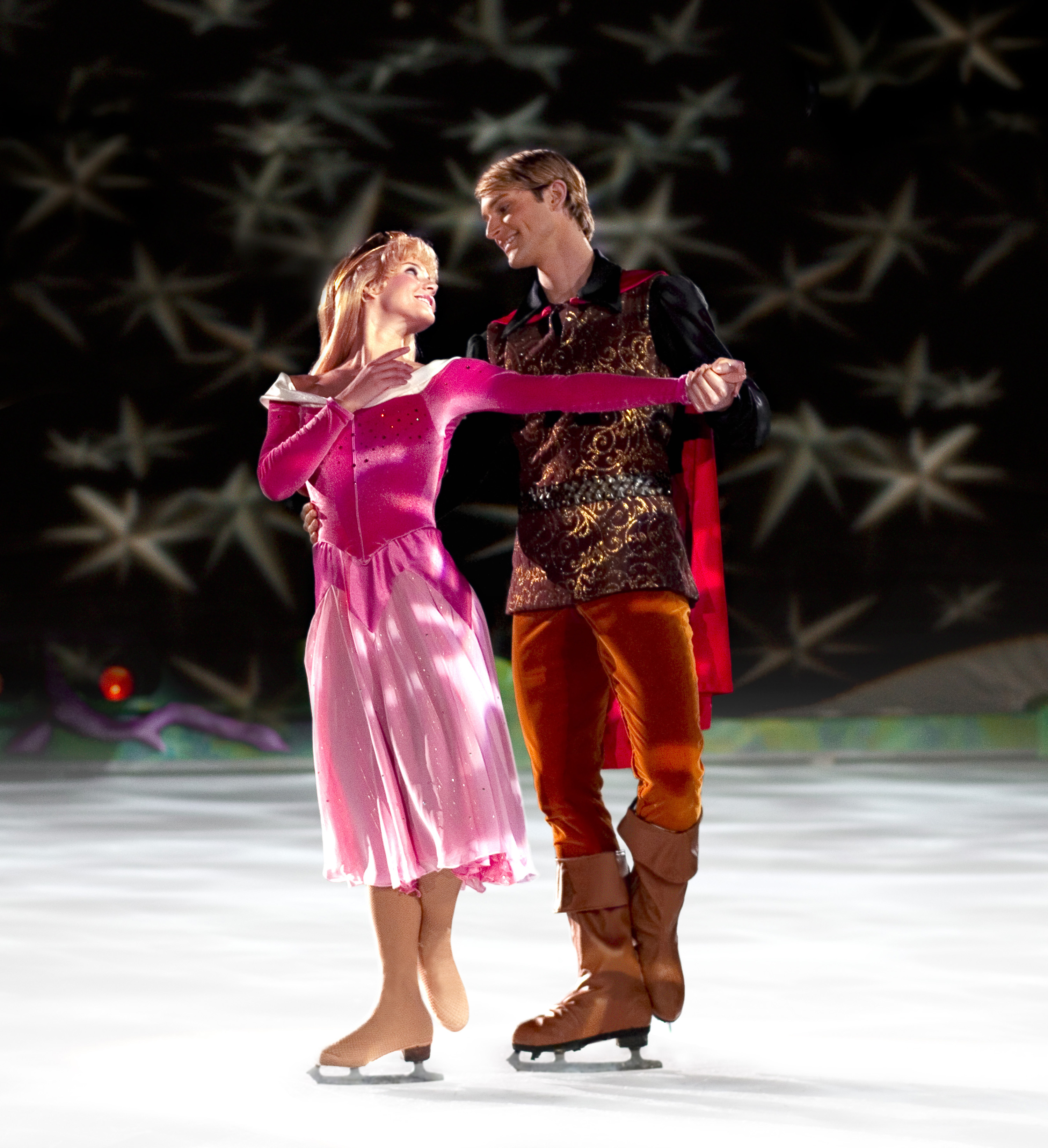 Disney On Ice AURORA AND PHILIP