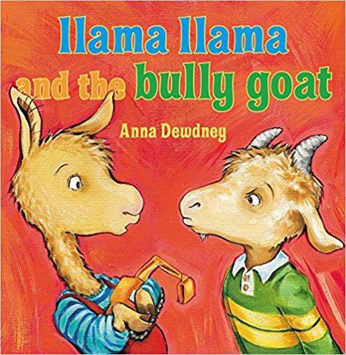 Llama_llama and the bully goat