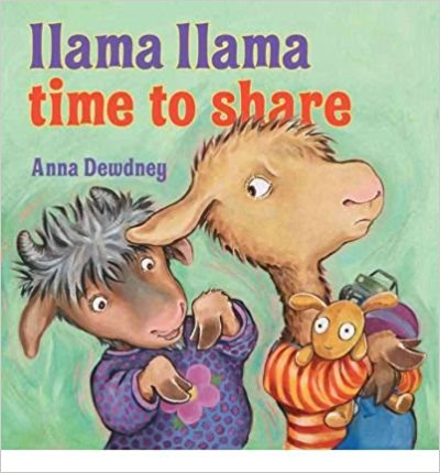 llama llama time to share meaningful values