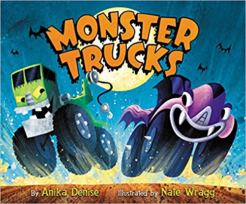 monstertrucks values to teach kids