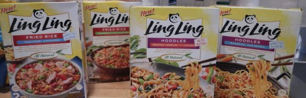 best asian fast food frozen meals ling ling